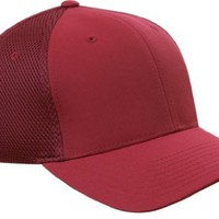 Premium Original Flexfit Ultrafibre Mesh Fitted Cap
