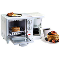 Elite Cuisine 3-in-1 Breakfast Station | Meijer.com