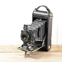 Vintage Kodak No 1 Autographic Jr Folding Camera