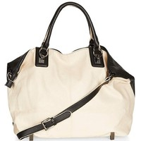 Topshop Faux Leather Tote | Nordstrom