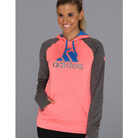 adidas Ultimate Appliqué Fleece Pullover Hoodie