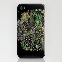 DoodleLand Two...Over the Rainbow iPhone Case by Lisa Argyropoulos | Society6
