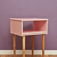 Open Night Stand in Light Pink - Urban Outfitters