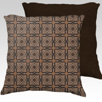 Desquared by Texnotropio (18x18 pillow)