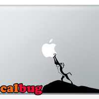 The Circle of Life 13 inch Macbook Art Vinyl Decal by decalbug