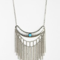 Dripping Chain Necklace - Urban Outfitters