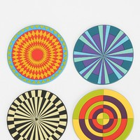 Color Wheel Coasters