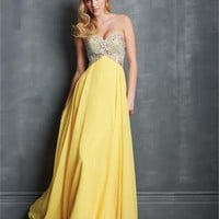 Night Moves - 7013 - Prom Dress - Prom Gown - 7013