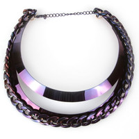 Purple Rain Choker | Bloody-Fabulous