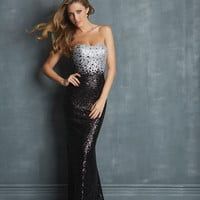 Night Moves - 7026 - Prom Dress - Prom Gown - 7026