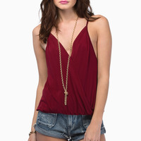Well Received Tank Top $26