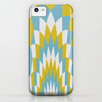 Honey Arches Yellow iPhone & iPod Case by Project M