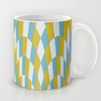 Honey Arches Yellow Mug by Project M