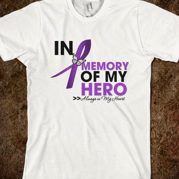 Lupus Tribute In Memory of My Hero Shirts
