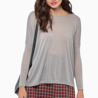 Sacred Place Dolman Top $29