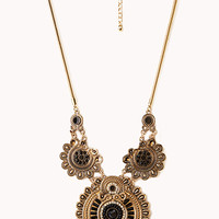 Heirloom Medallion Necklace