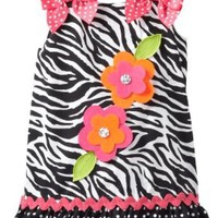Youngland Baby-Girls Infant Sleeveless Animal Print Sundress