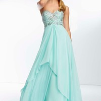 Mori Lee 95077 Prom Dress - PromDressShop.com