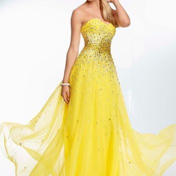 Mori Lee 95030 Prom Dress - PromDressShop.com