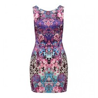 Mia Mirror Printed Scuba Dress Buy Dresses, Tops, Pants, Denim, Handbags, Shoes and Accessories Online Buy Dresses, Tops, Pants, Denim, Handbags, Shoes and Accessories Online