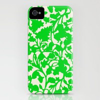 Earth_Green iPhone Case by Garima Dhawan | Society6