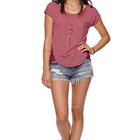 LA Hearts Dolman With Applique Top at PacSun.com