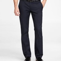 STRETCH COTTON PHOTOGRAPHER DRESS PANT