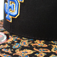 San Francisco Giants Cooley High Strapback Hat (Black/Multi)