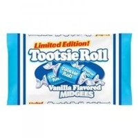 Tootsie Roll Vanilla Flavored Midgees Limited Edition - 12 Oz