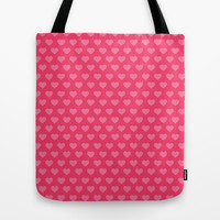 Sweet Valentine Tote Bag by Allyson Johnson