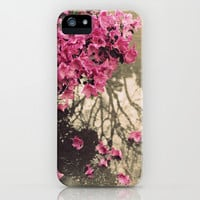 after the rain iPhone & iPod Case by Marianna Tankelevich
