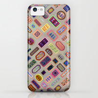 Multi color melody light iPhone & iPod Case by Vanya