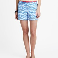 Scribble Lattice Shorts