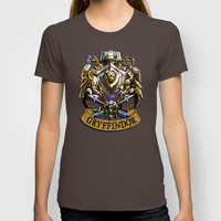 Gryffindor and ravenclaw United team Adult Tee T-shirt by Three Second
