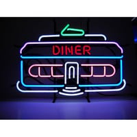 Neonetics Cars & Motorcycles Diner Car Neon Sign
