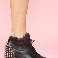 Edea Spike Sneaker in  What's New at Nasty Gal