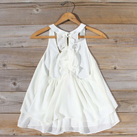 Honeymooner Ruffle Tank