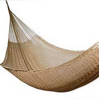 Hammock - Glowing Bronze (large deluxe) - NOVICA