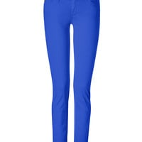 Adriano Goldschmied - The Stilt Brilliant Blue Cigarette Jeans
