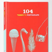 104 Things To Photograph - Urban Outfitters