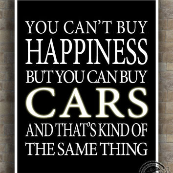 cars inspirational quotes poster can 39 t from inkist prints