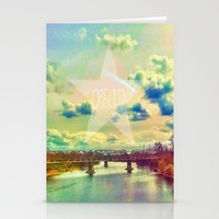 DREAM LAND Stationery Cards by DuckyB (Brandi)