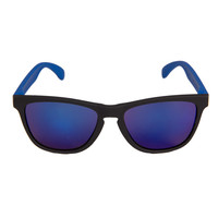 Mirror Mirror Sunglasses - Blue
