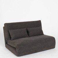 Folding Sleeper Loveseat-