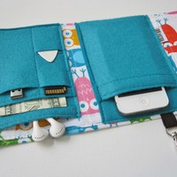 Nerd Herder gadget wallet in Owlish on the redditgifts Marketplace