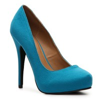 Michael Antonio Love Me Suede Pump