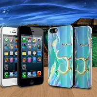 Spirited Away Haku and Chihiro Design iPhone 4/4S / 5/ 5s/ 5c case and Samsung Galaxy S3/ S4 case