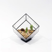 The Future Perfect - Cube Terrarium - Objects