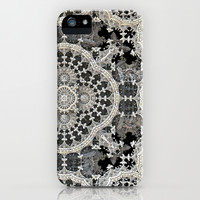 Old Lace iPhone & iPod Case by Lyle Hatch