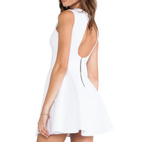 Boulee Avery Tank Dress in Off White from REVOLVEclothing.com
